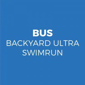 Backyard Ultra Swimrun